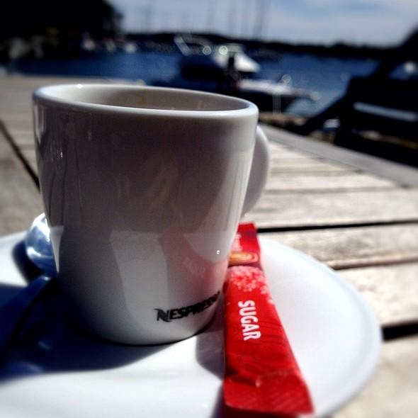 Espresso @ Aqua-Grand Saltsjöbaden