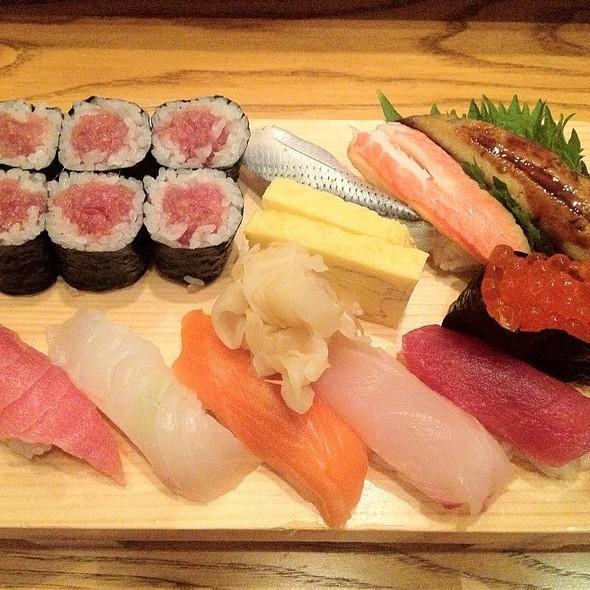 Special Sushi @ Nobu Tribeca