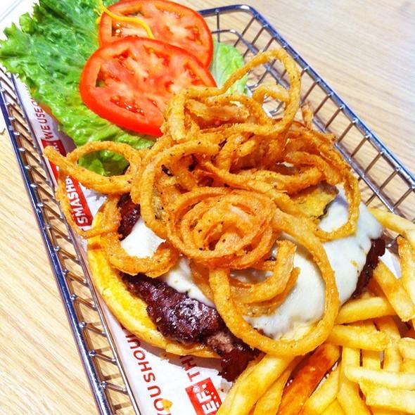 Oklahoma Burger @ Smashburger