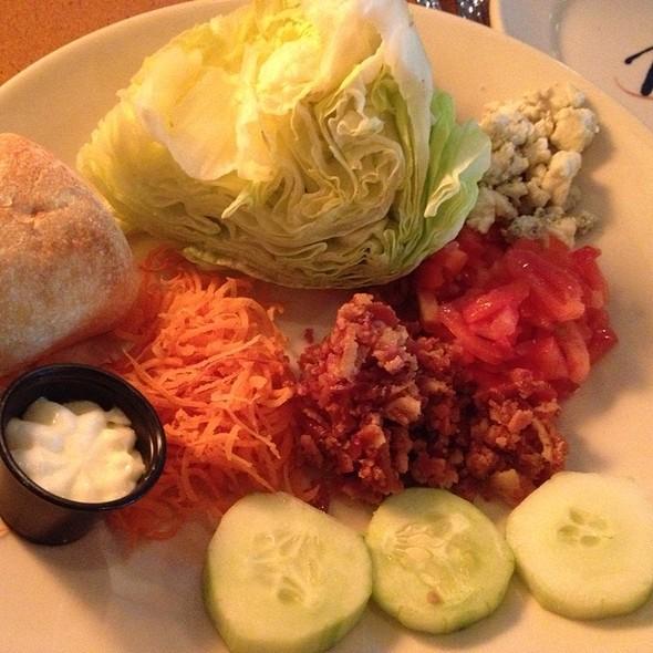 Wedge Salad @ McKenzie Brew House