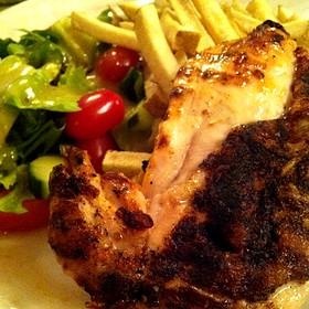 Piri Piri And Garlic Chicken