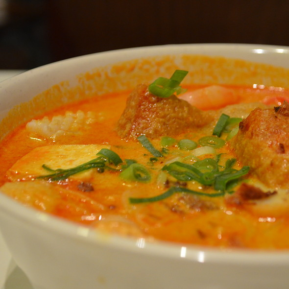 Seafood Laksa @ Jimmy's Recipe
