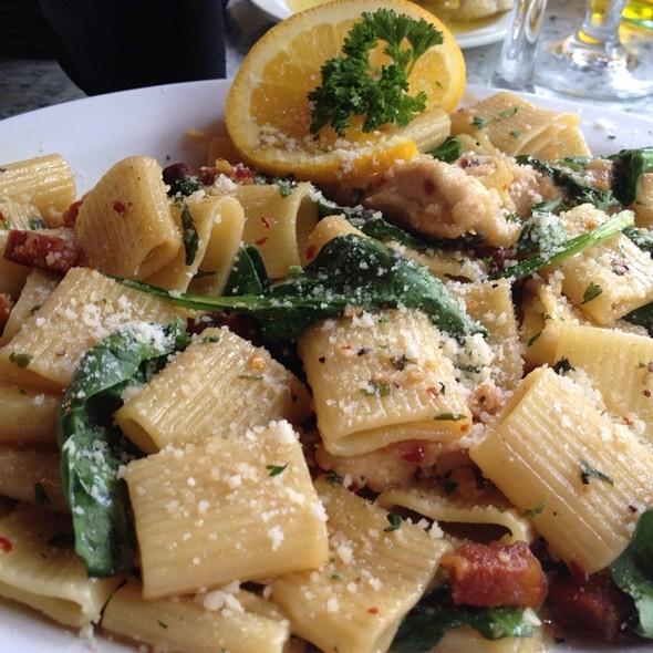 Chicken Piccata @ Mama Carolla's Old Italian Restaurant Indianapolis