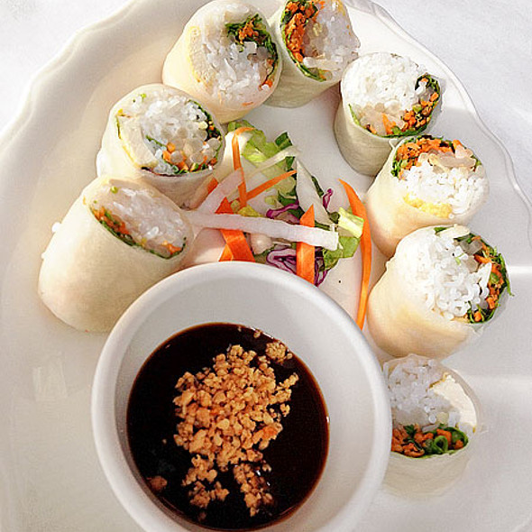 Spring Rolls @ Simply It