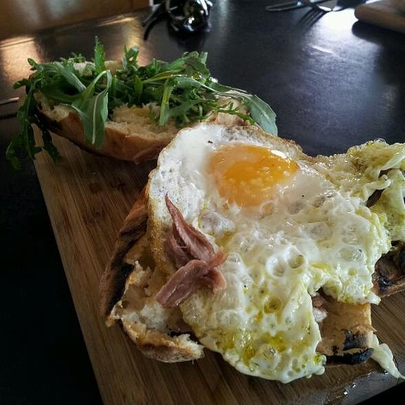Duck Confit Sandwich - Basta, Boulder, CO