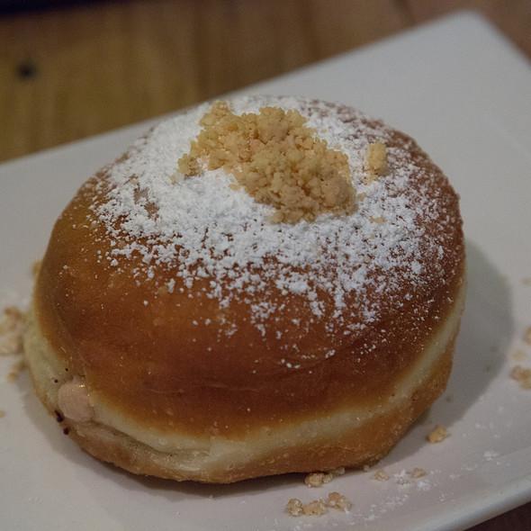 Foie Gras & Jelly Donut @ Umamicatessen
