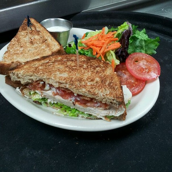 Turkey BLT Sandwich - Ignite Bistro, Carlsbad, CA