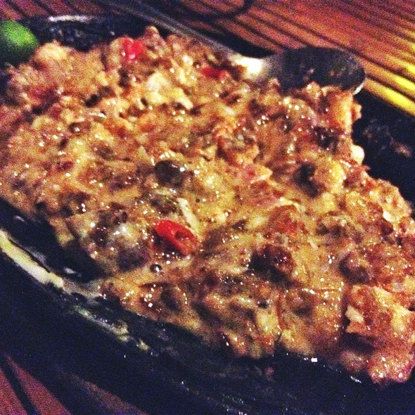 Pork Sisig @ Balsa sa Niugan