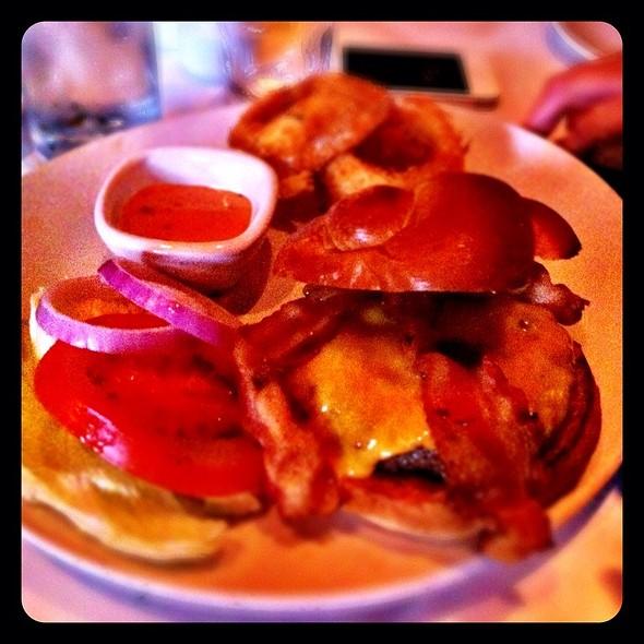 Prime Steak Burger - Fleming's Steakhouse - Birmingham MI, Birmingham, MI