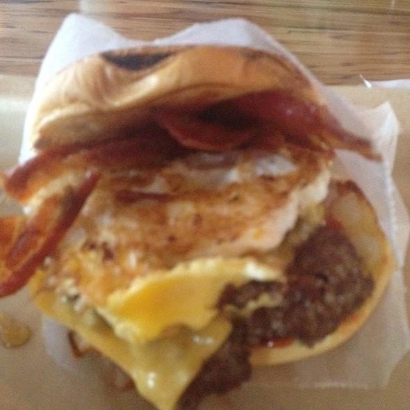B.A.D. Burger @ BurgerFi