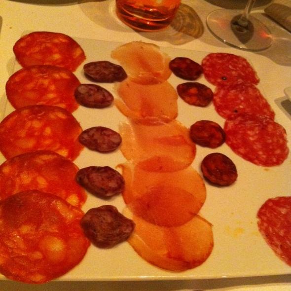 Chorizo Plate @ La Fonda Del Sol