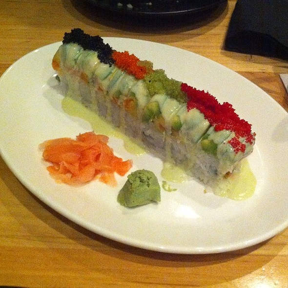 Oaklawn Roll - Sushi Zushi - Lincoln Heights, San Antonio, TX