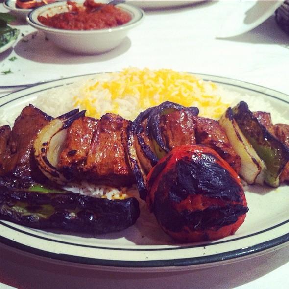 Shish Kabob @ Raffi's Place Restaurant