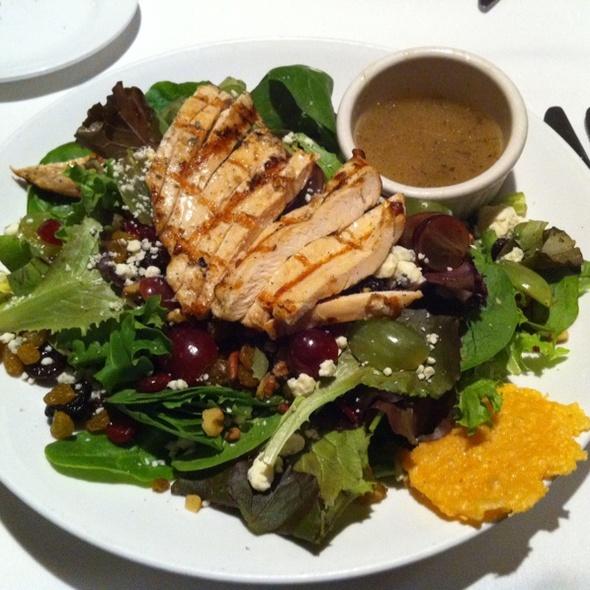 Quarter Bistro Salas With Grilled Chicken - The Quarter Bistro, Ann Arbor, MI