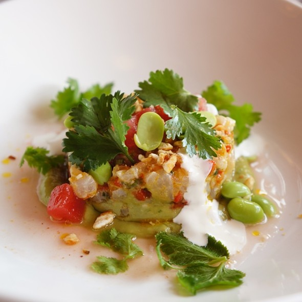 Ontario Whitefish Ceviche - The Harbord Room, Toronto, ON