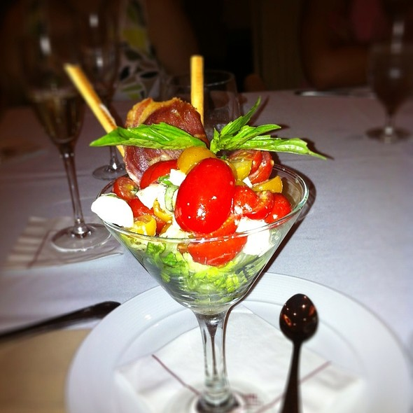 Petit Caprese Salad - Tavern N' Town - Marriott Key West, Key West, FL