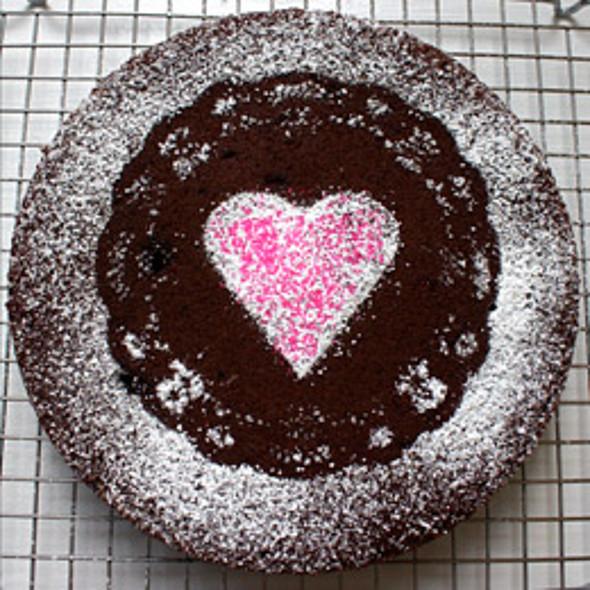 chocolate cake recipes @ Tomoe