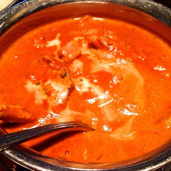 Butter Chicken @ Amber India