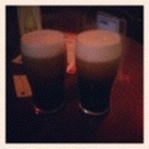 Guinness @ Louie Louie bar