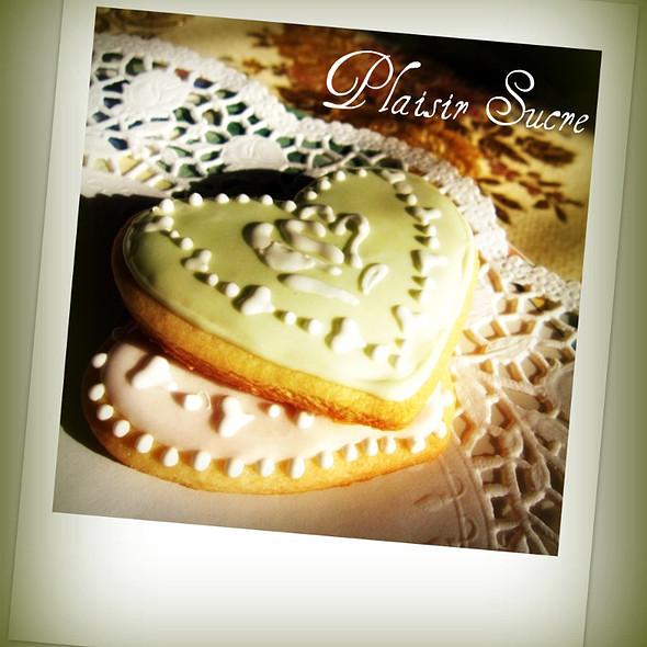 Cookies @ Sweet Pleasure Confections