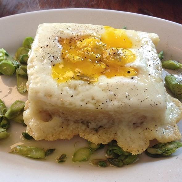 Truffled Egg Toast @ Corsino