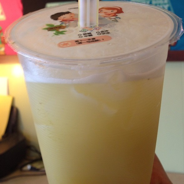 Sugar Cane Juice Fresh @ Chewy Boba Company