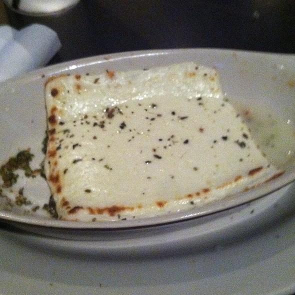 Flaming Cheese - Taverna Plaka, Atlanta, GA