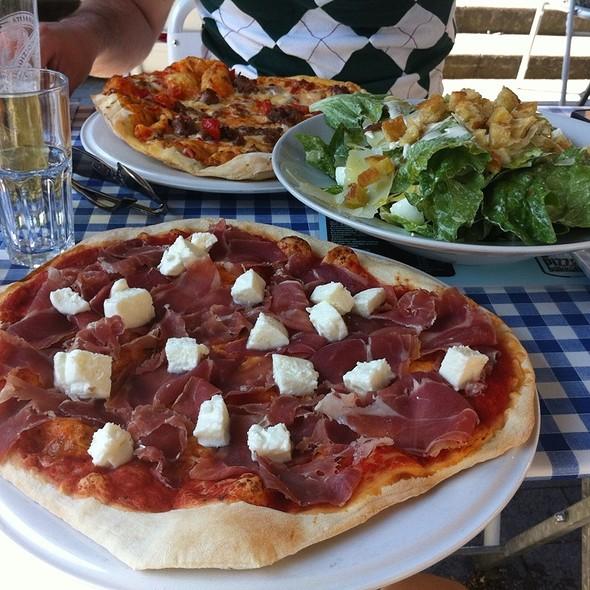 San Danielle pizza @ De Pizzabakkers Plantage Kerklaan