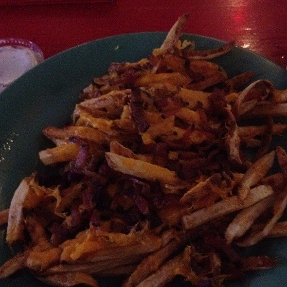 Cheddar And Bacon Fries @ Jd's Smokehouse Bar & Grill Inc