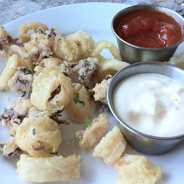 Calamari Fritti @ Santa Monica Seafood