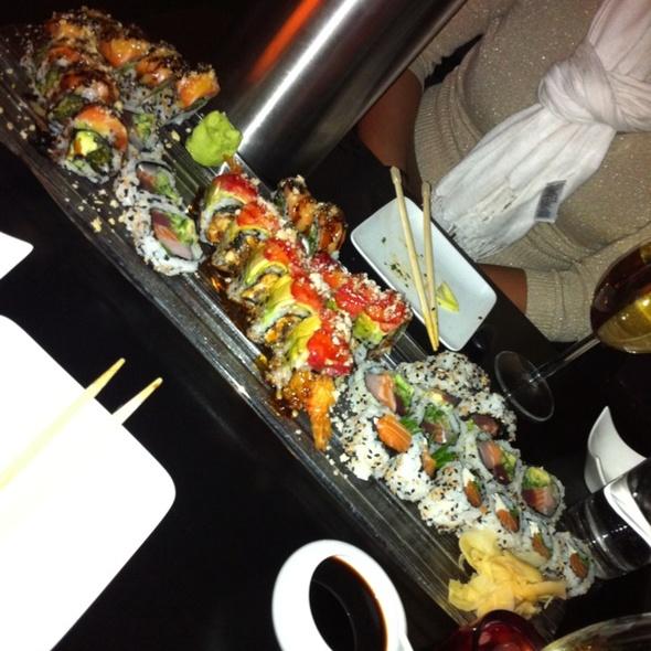 Sushi @ Umai Umai
