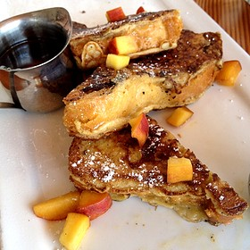 Chai Tea French Toast