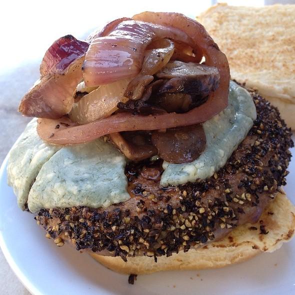 B.I.G. Poppa Burger @ Ray's Hell Burger
