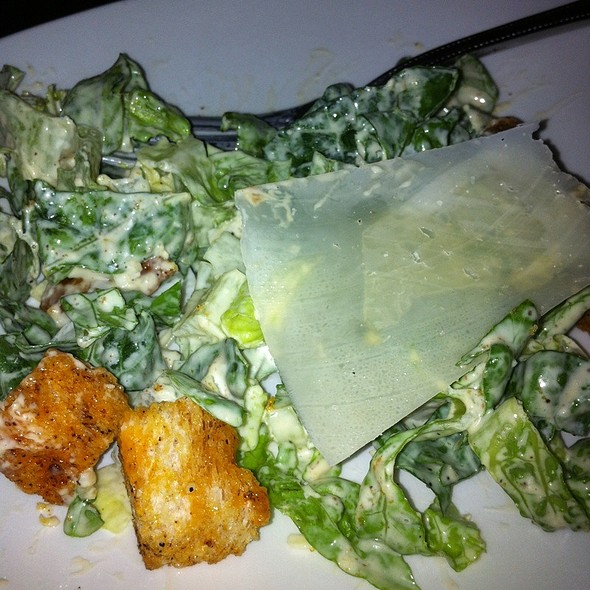 Caesar Salad @ Firebirds Wood Fired Grill
