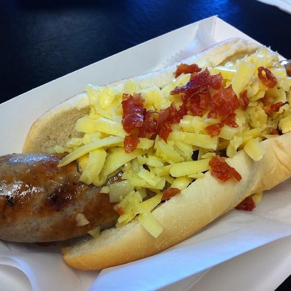 Veal Saltimbocca Sausage @ Hot Doug's Inc