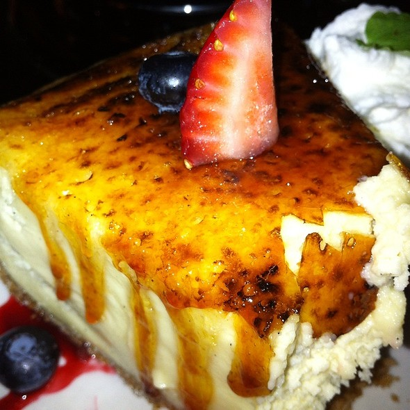 Cheese cake @ Firebirds Wood Fired Grill