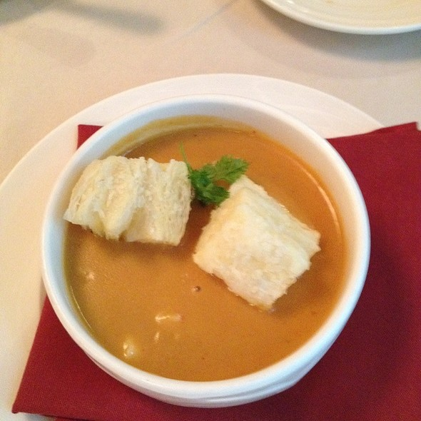 Lobster Bisque - Old Hickory Steakhouse-Gaylord Palms Resort, Kissimmee, FL