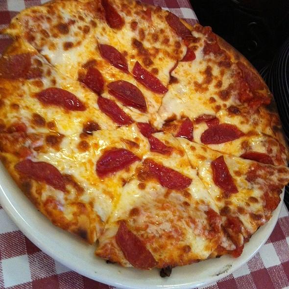 Pepperoni Pizza @ D'Amico's Italian