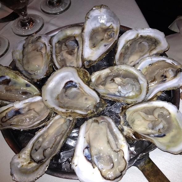 Oysters - Zola Kitchen & Wine Bar, State College, PA
