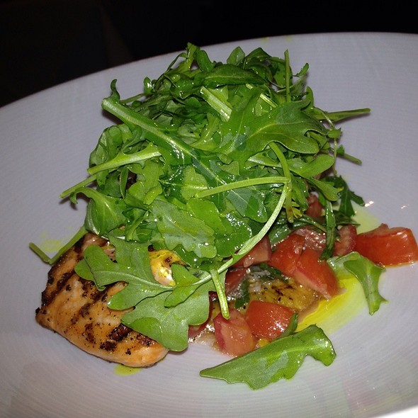 Grilled Salmon - Zola Kitchen & Wine Bar, State College, PA
