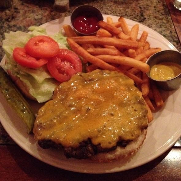 Burger @ Nectars