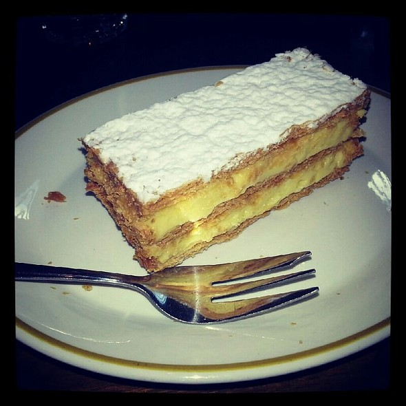 Vanilla Slice @ French Fantasies