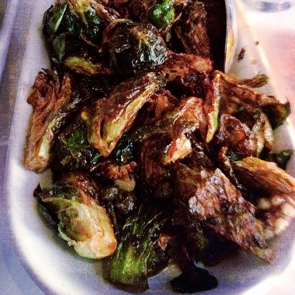 Fried Brussels Sprouts @ Roast