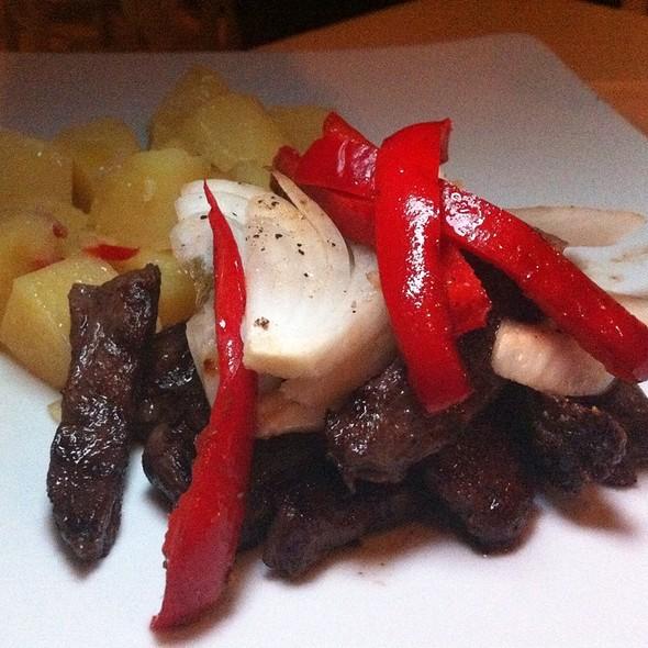 Churrasco Fajita @ Michel Angelo Restaurant