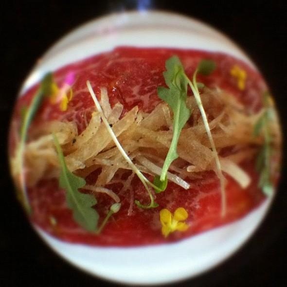 Wagyu Beef Carpaccio @ Sushi Ran