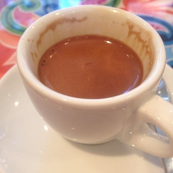 Espresso @ Barrington Coffee Roasting Company