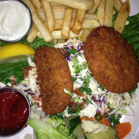 Crab Cakes @ Nantucket Restaurant