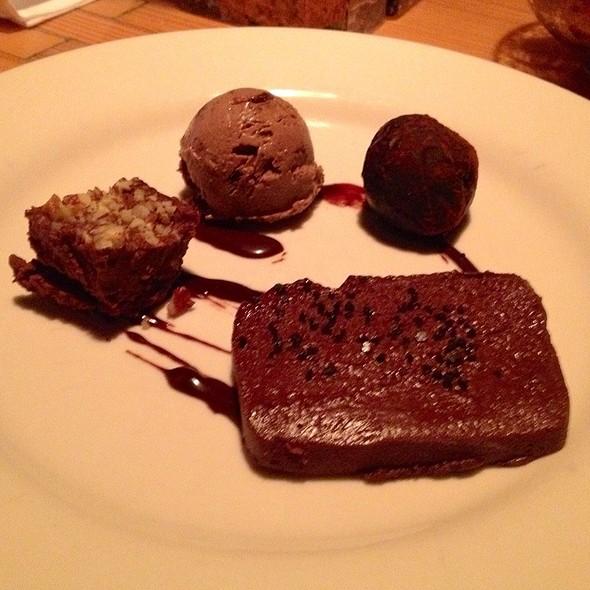 Chocolate Dessert @ Hitchcock