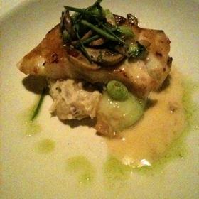 Asian Sea Bass - Paseo Grill, Oklahoma City, OK