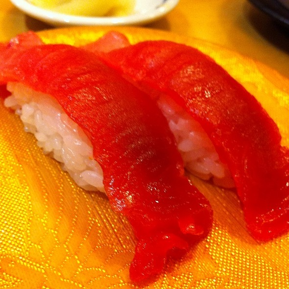 Chu Toro @ がってん寿司
